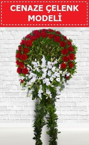 Cenaze Çelengi cenaze çiçeği  Konya anneler günü çiçek yolla
