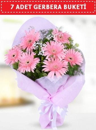 Pembe Gerbera Buketi  Konya çiçek online çiçek siparişi