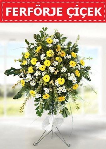 Ferförje çiçeği modeli  Konya cicekciler , cicek siparisi